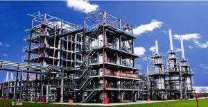 化工厂的图片