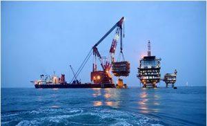 空压机应用到石油天然气勘探钻井的图片