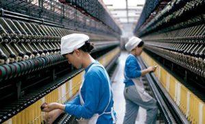 英格索兰空压机纺织行业应用的图片