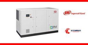 英格索兰VPeX 90-160KW VSD 单级压缩变频喷油螺杆空气压缩机2的图片