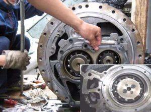 武汉英格索兰的螺杆空压机突然停机了原因分析的图片